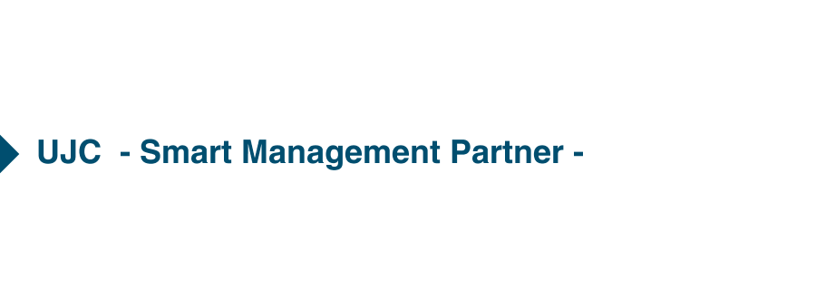 UJC  - Smart Management Partner -